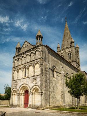 kurz vor Bourg-Charente