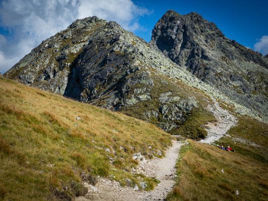 Hohe Tatra, Sviniza