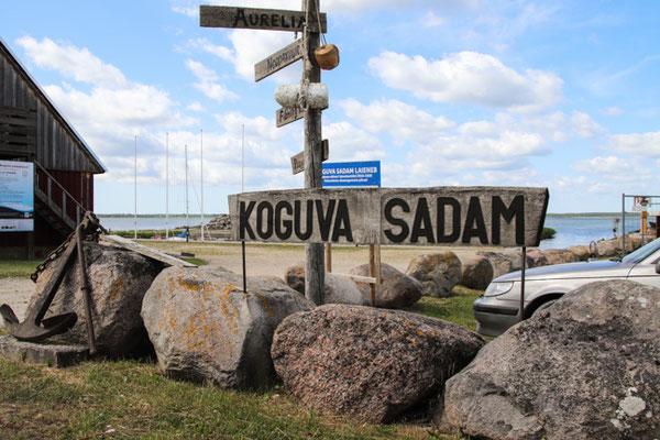 Muhu, Koguva