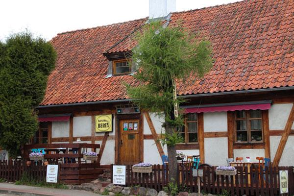 Svieta Lipka, Gästehaus