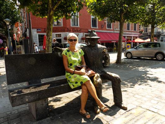 Liège, Rendez-vous mit Georges Simenon