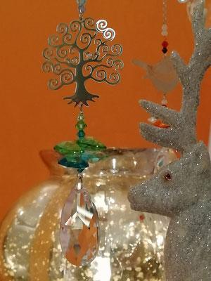 Kristall Phantasie Baum