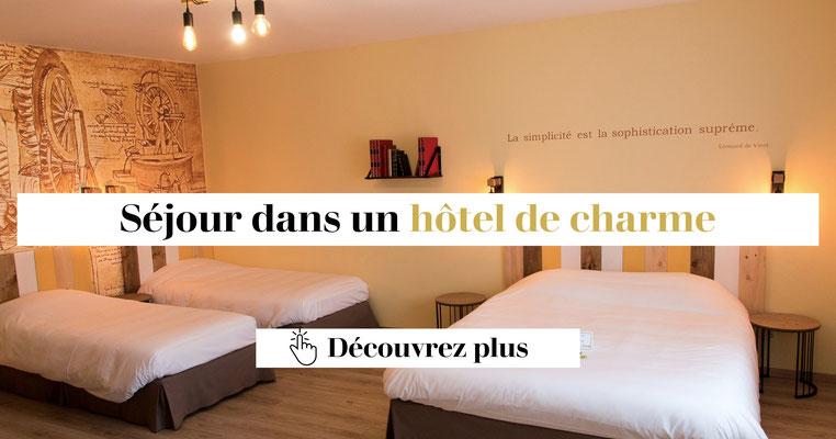 Notre hotel du charme