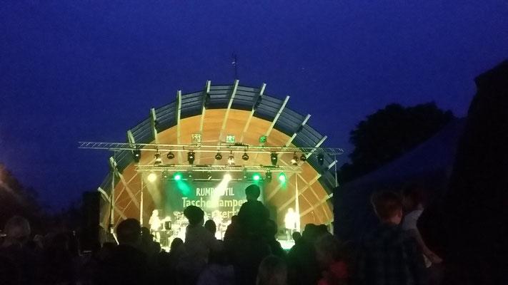 Konzertmuschel in Heringsdorf