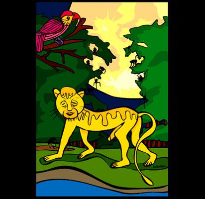 tiger/Illustrator