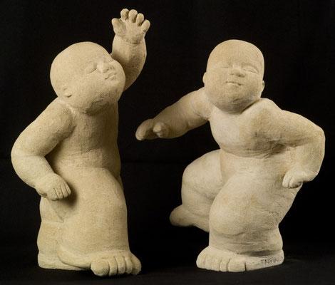 El ball      -     ceràmica gres