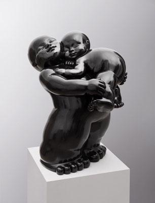 Cor      -    bronze      -      46 x 50 x 40