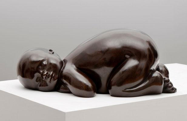 Dormilón             -               bronce          -           31x32x36 cm.