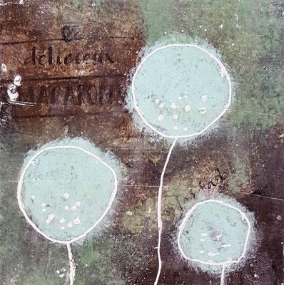 Spuren der Zeit 11 Grösse 15 x 15 cm