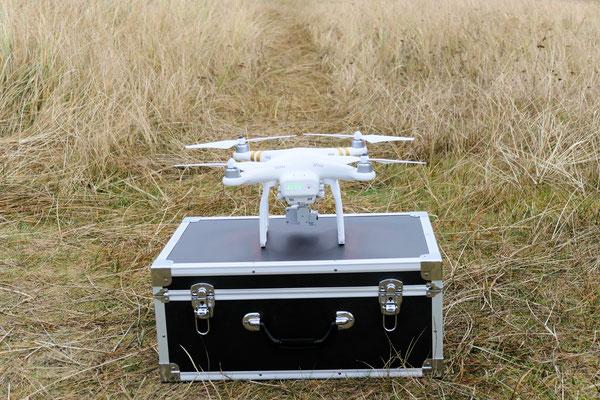 Drohne Quadcopter von DJI