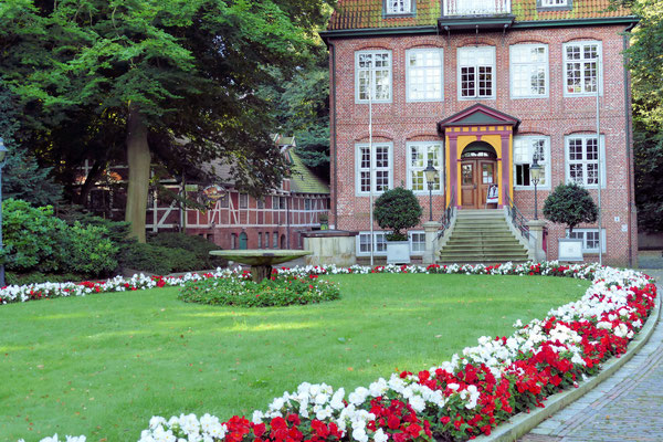 Das Schloss Ritzebüttel in Cuxhaven