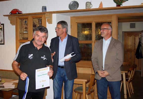 3. Platz im Einzelwettbewerb: Georg Filmann