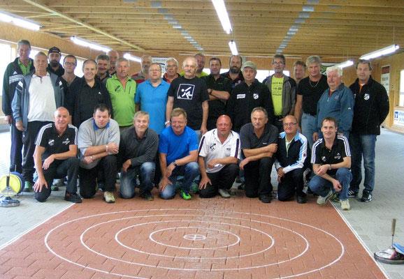 Teilnehmer Vereinsmeisterschaft