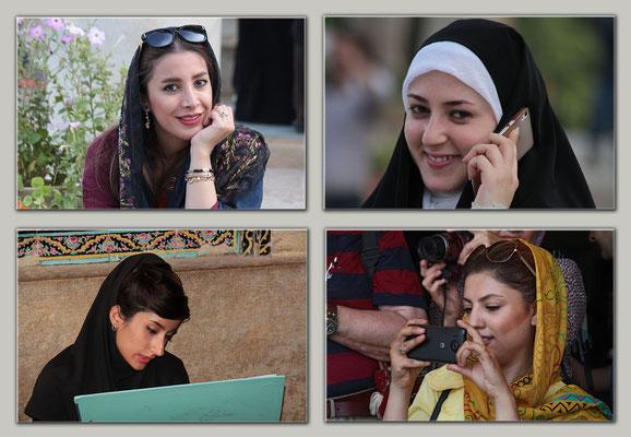 Menschen im Iran