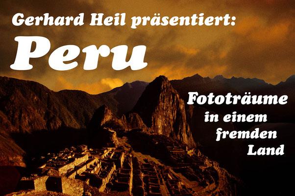 PERU - Wüste, Eis und Dschungel.