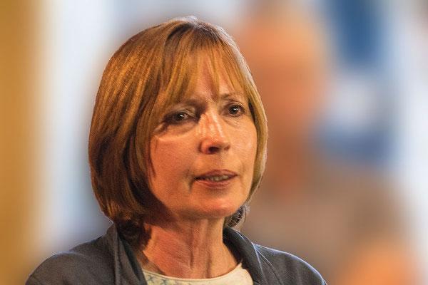 Christiane Bachert ist froh, dass alles gut gegangen ist.