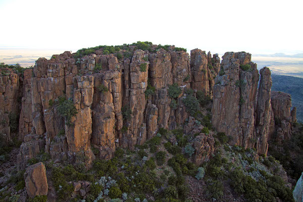 """Valley of Desolation"" bei Graaff Reinet."