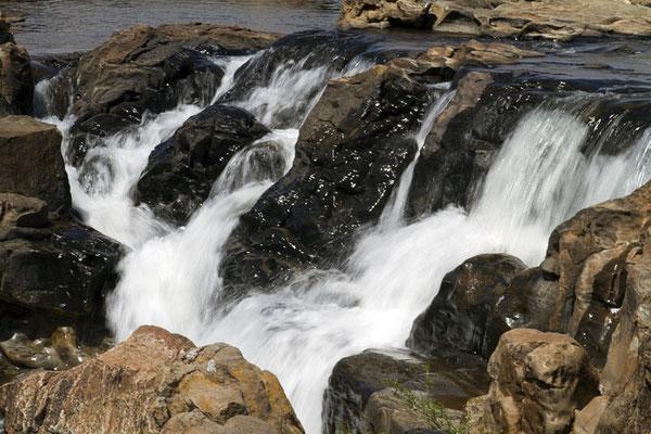 Strasse der Wasserfälle - Etwas südlich von Sabie (an der alten Strasse nach Lydenbug)
