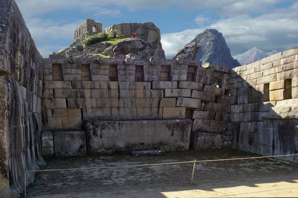 """Die einst """"verlorene Stadt"""" Machu Picchu wurde erst 1911  von dem amerikanischen Forscher Bingham entdeckt."""