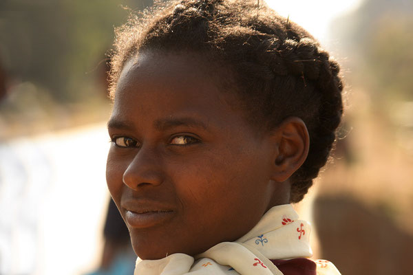 Frauen aus Äthiopien waren schon immer wegen ihrer Schönheit begehrt.