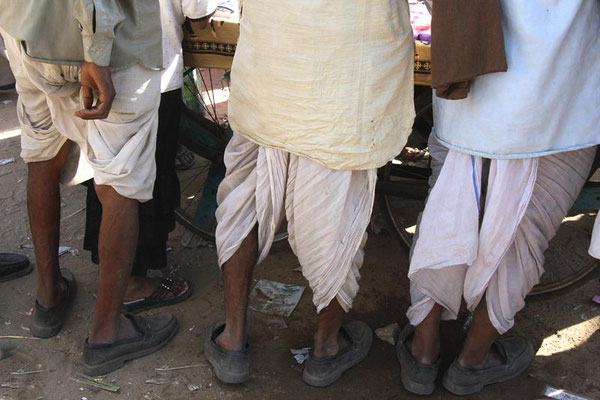 Jeans in Rajasthan!