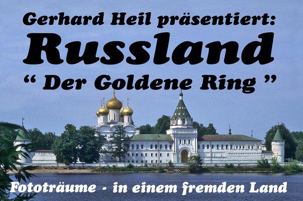 Diese Schiffsreise führt über die Wolga von Moskau nach Kasan und wieder zurück zu den Highlights des Goldenen Ring.