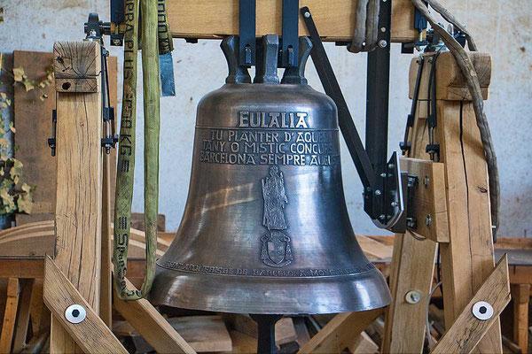 Fertige Glocken.