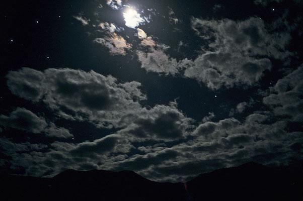 Nachthimmel über Zanskar.