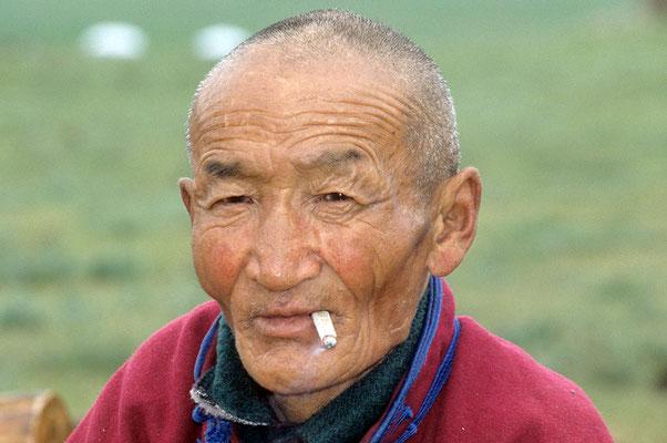 Mongolischer Bauersmann.