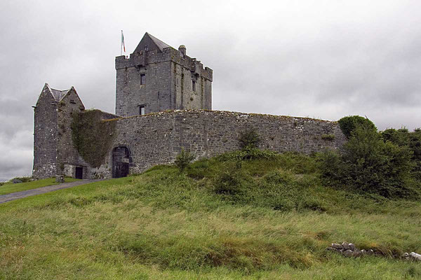 Dunguaire Castle bei Kinvarra, Country Galway