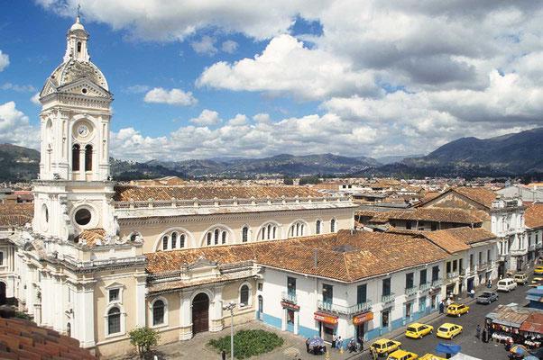 Ecuador, Cuenca