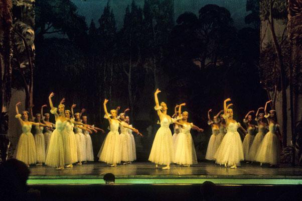 Das Ballett hat in St. Petersburg eine sehr lange Tradition.