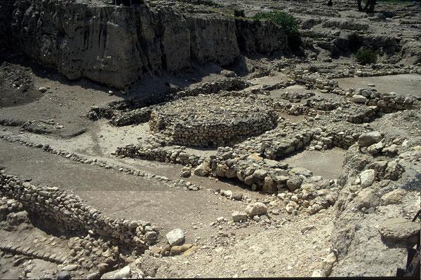 Megiddo wird als wichtigste archäologische Stätte der biblischen Periode in Israel angesehen.