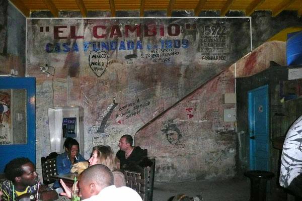 Urige Kneipe in Camagüey.