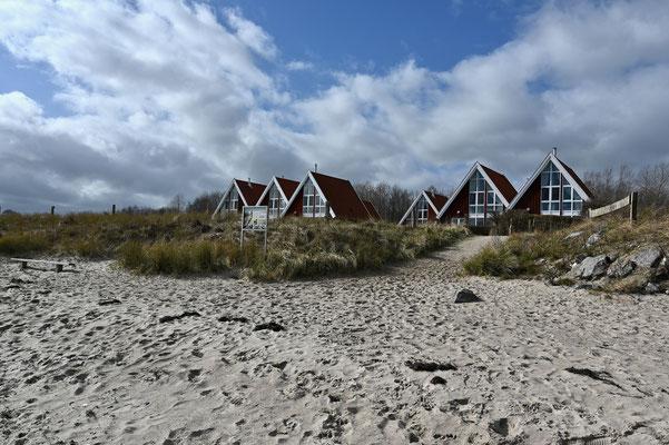 Die Strandhäuser