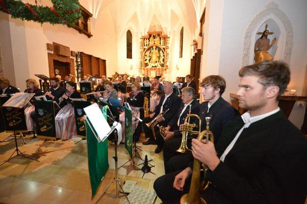 Kirchenkonzert Dezember 2016