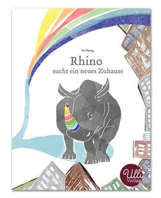 Rhino Kinderbuch Bilderbuch Ina Spang