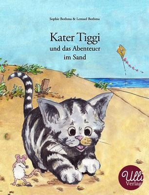 Bilderbuch Kinderbuch Kater Tiggi Sophie Lemuel Bothma