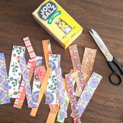 DIY Upcacling mit leeren Kartons