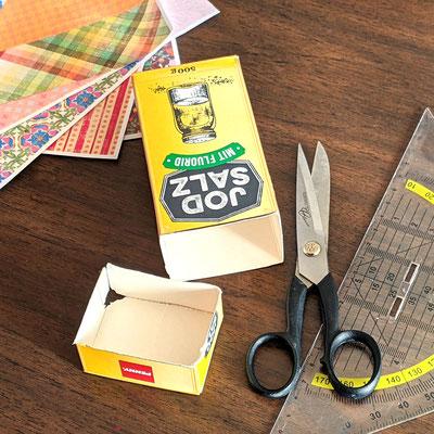 Bastelanleitung Stiftebecher selber machen