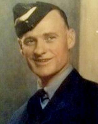 F/Sgt Allen Cumming