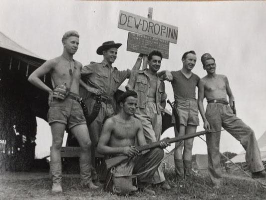 Riggers, 436 Sqn. - Fallschirmpacker 436. Staffel