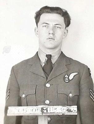 Donald Edison Sherman (Turmschütze), RCAF