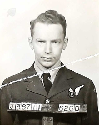 Reginald Bertram Smith (Navigator), RCAF