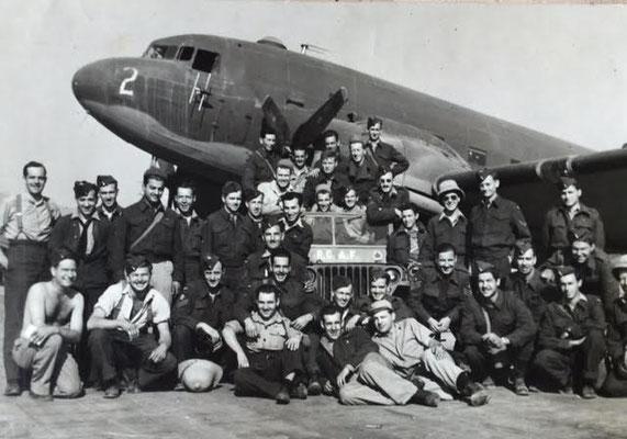 435 Sqn., RCAF,  Tulihal