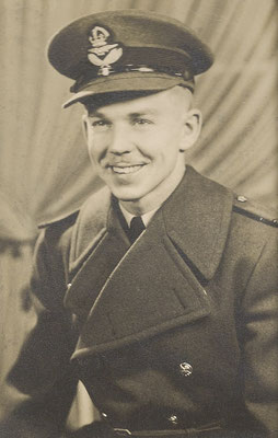 Flying Officer Coran Cyman McPherson, RCAF