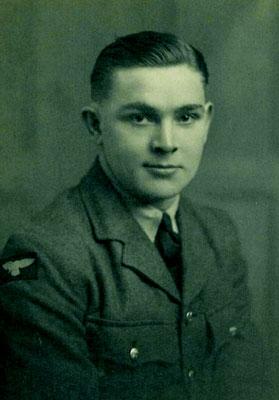 James Wilson (Flugingenieur), RAF
