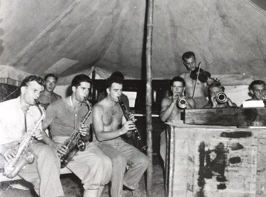 436 Sqn., Orchestra -  Orchester 436. Staffel RCAF