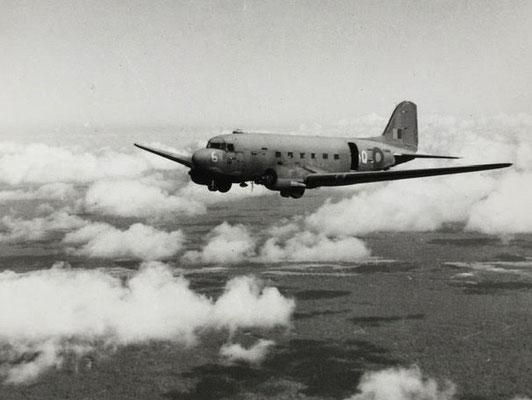 Dakota aircraft, DC-3, C-47.