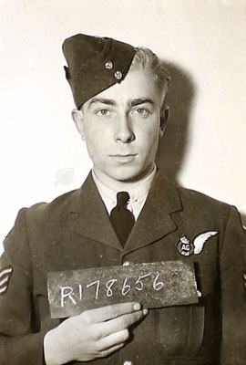 Sergeant John Peter Heinig, RCAF